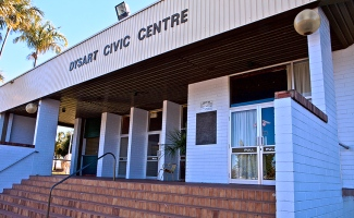 Dysart Civic Centre