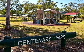 Centenary Park playground