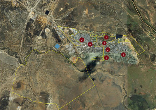 Moranbah Urban Development Area