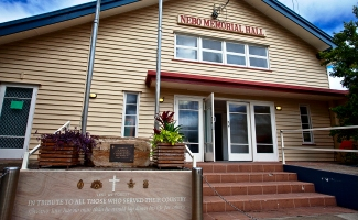 Nebo Memorial Hall