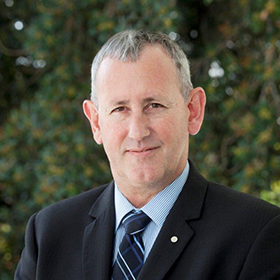 CEO Gary Stevenson