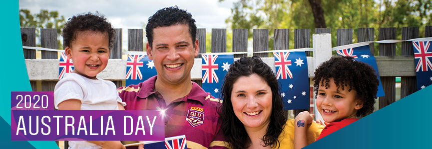 Australia day 2020 page banner