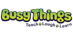 Busy things logo