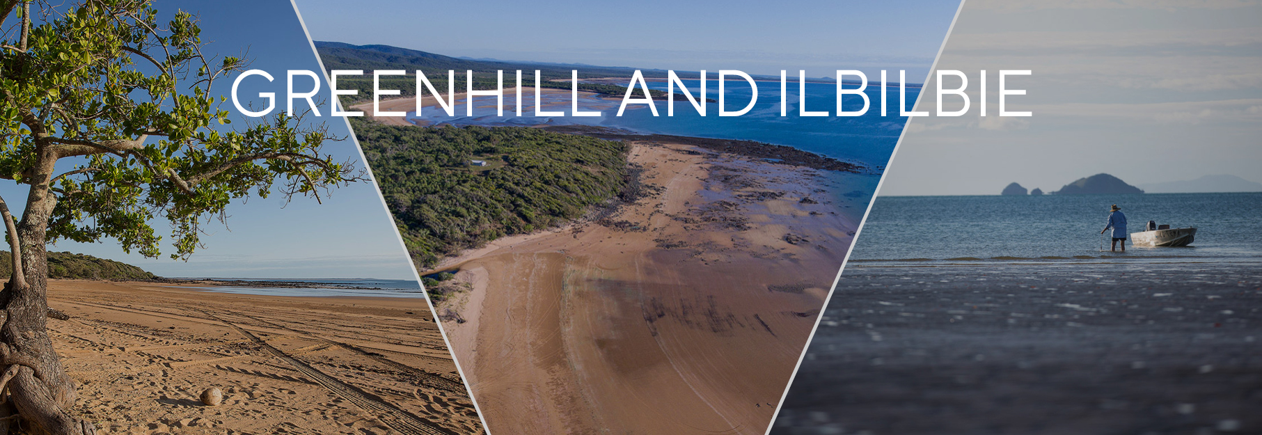 Greenhill and ilbilbie page banner