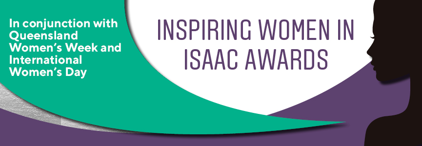 Inspiring women in isaac event page banner 2