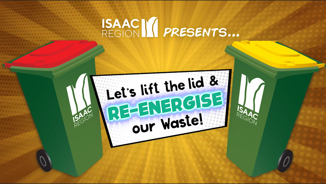 Isaac waste reduction