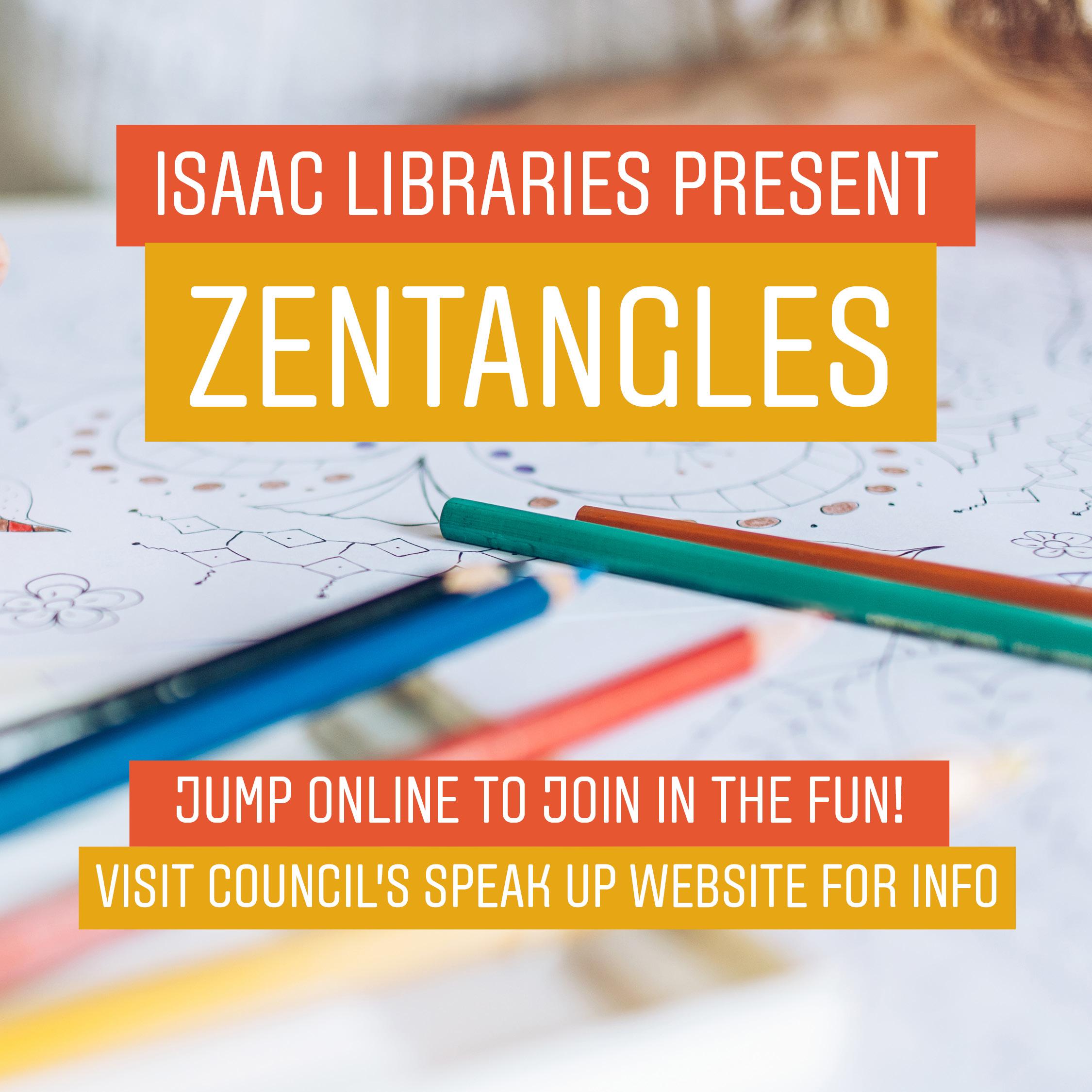 Unwind creativity with Isaac Libraries' online art program