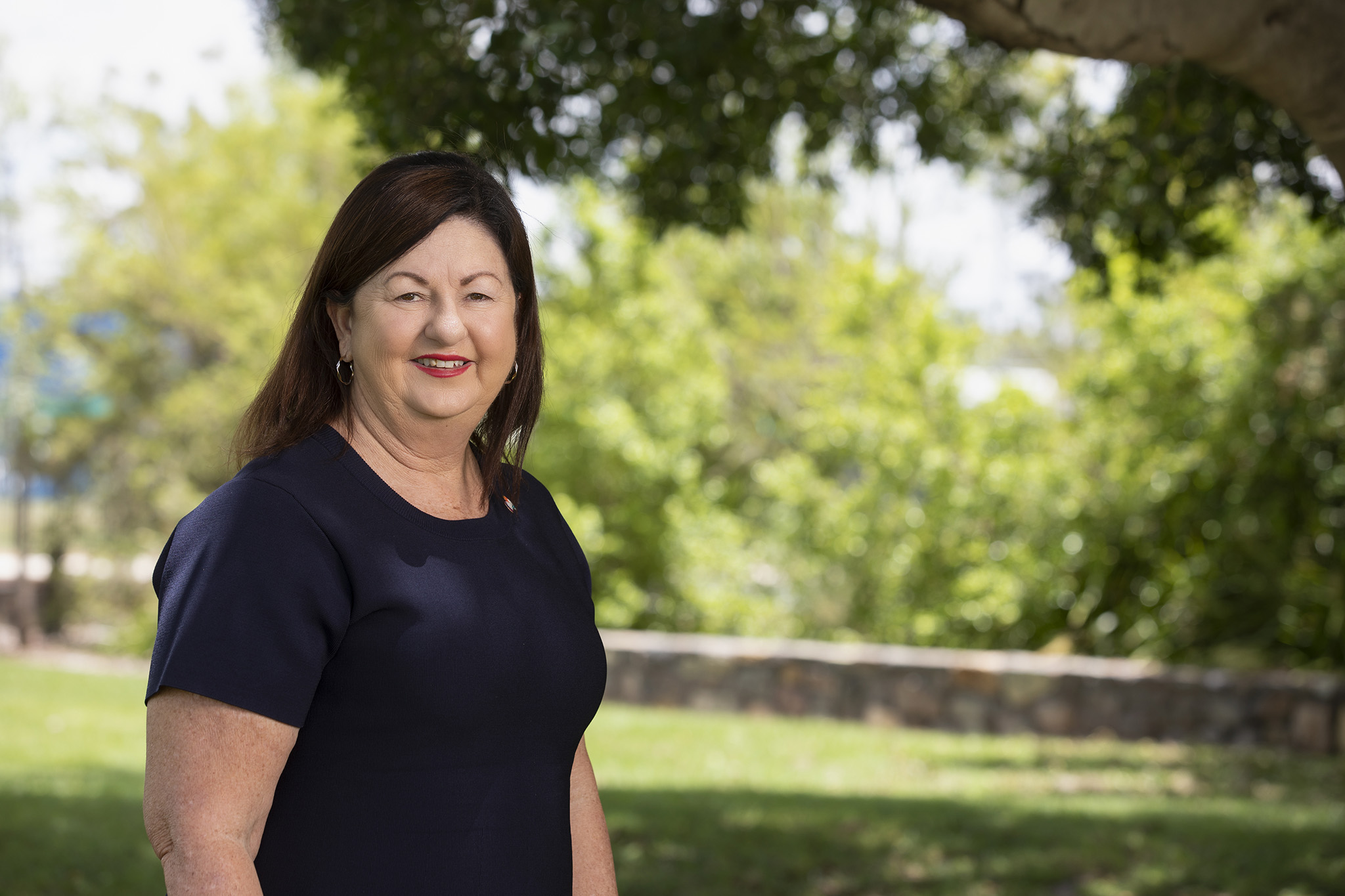 Mayor Anne Baker