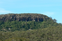 Image of Flaggy rock bluff