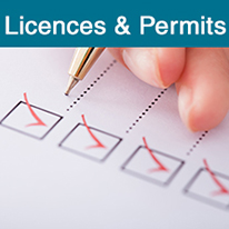 Licence and permits